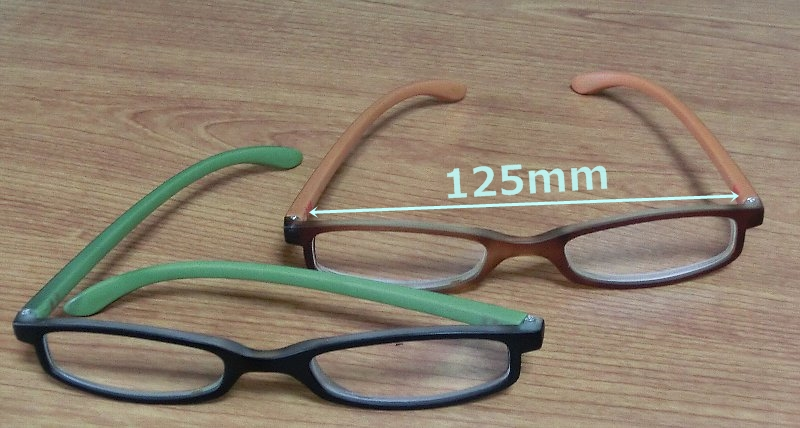 ダイソーのメガネはすぐ壊れるけど結構使えるぞ!