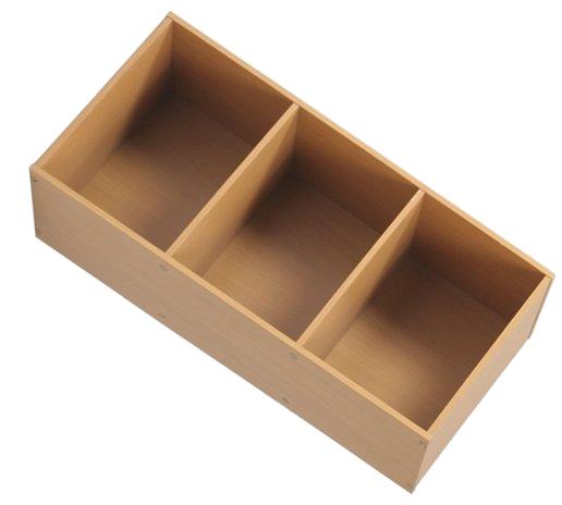 おもちゃの収納はカラーボックスで解決!