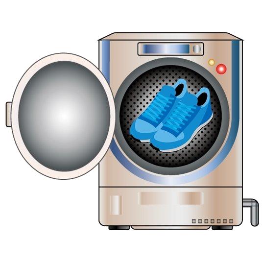 スニーカーの洗い方!なんと洗濯機を使う方法がある。