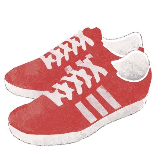 靴の寿命?スニーカーを長持ちさせる隠しワザがあります。