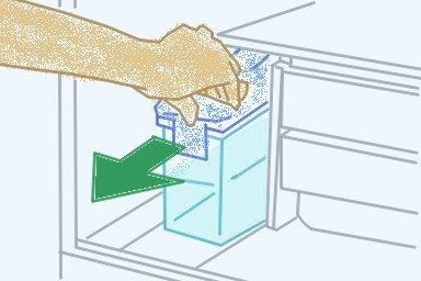 引っ越し前の冷蔵庫の水抜きのやり方!準備の時間は