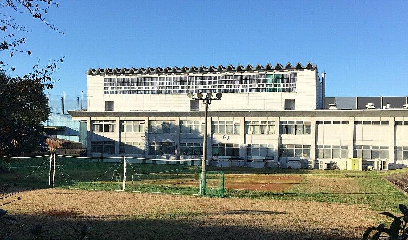 大崎電気のハンドボール部の拠点は三芳町