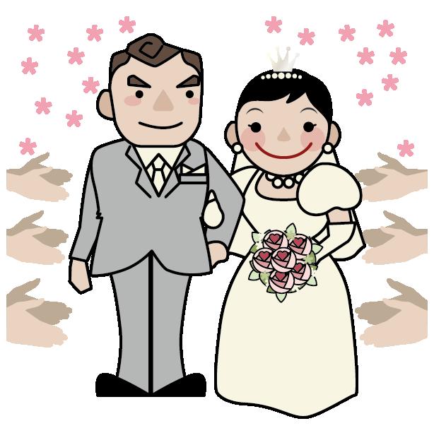 結婚祝いのお返しに添えるお礼状の例文です。