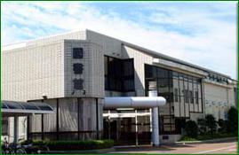 三芳町立図書館の人口一人当たり貸出数は埼玉県で1位