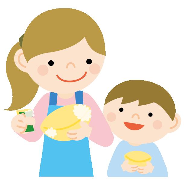 食べてくれない子供に朝ごはんを食べさせるためのレシピ!5つの工夫。