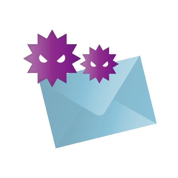日本郵政迷惑メールの実例を紹介します。