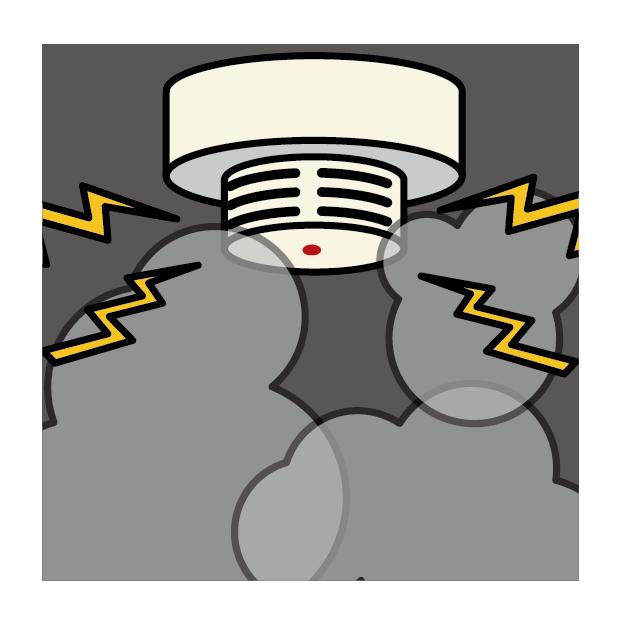 住宅用火災警報器設置の罰則がないのが不思議