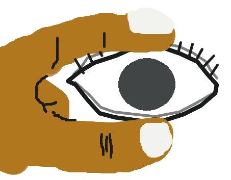目薬の差し方!簡単な3つの方法を教えます。