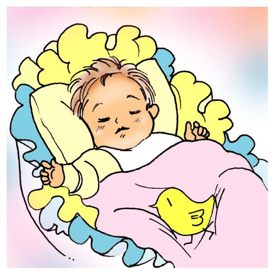 赤ちゃんにとって夏の昼寝の注意点