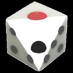 サイコロの目の確率は均等ではありません 実は一番出やすいのは5