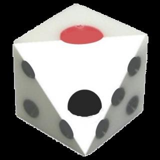 サイコロの目の確率は均等ではありません!実は一番出やすいのは5