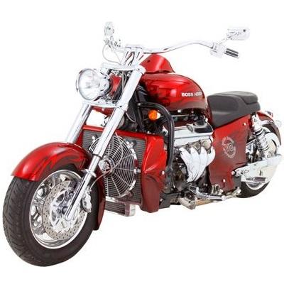 ボスホス バイク